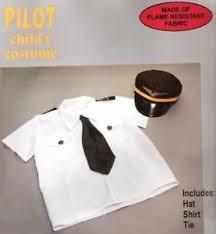 Airplane Halloween Costume Buy Child U0026 39 Jr Airline Airplane Pilot Officer Halloween