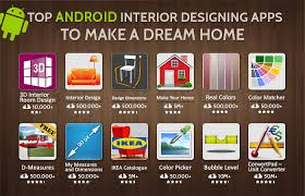 Top Android Interior Designing Apps to Make a Dream Home