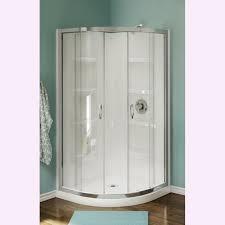 Menards Bathtub Bathroom One Piece Tub Shower Units Lowes Shower Enclosures