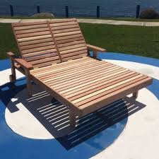 Rustic Chaise Lounge Double Chaise Lounge Outdoor Furniture Lazio Outdoor Wicker