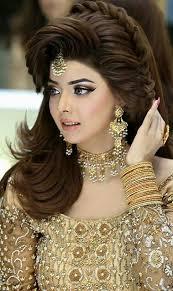 hair styles pakistan pakistani bridal hair style hairstyle hairstyles trends 2017