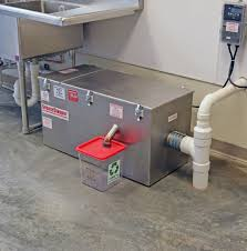 how grease interceptors are used in commercial kitchens tanks direct