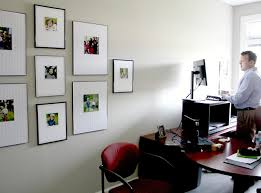 Indie Desk How I Indie Mat My Husband U0027s Office Emily A Clark