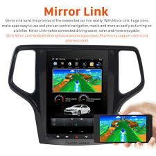 how to connect phone to jeep grand inch 1024 768 hd touch screen android 6 0 2011 2012 2013 jeep