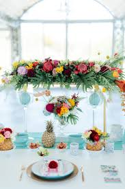 interior design awesome tropical themed wedding decorations