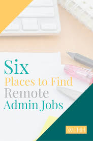 Home Design Assistant Jobs by 6 Ways To Find More Work From Home Administrative Jobs