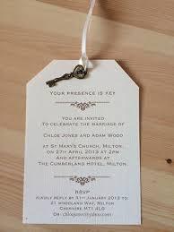 wedding luggage tags wedding invitation presence is key vintage luggage tag label