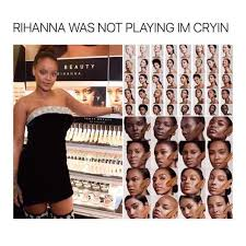 Memes Rihanna - dopl3r com memes rihanna was not playing im cryin beau ty