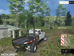 Ford Diesel Dually Trucks - ford f350 diesel dually mod for farming simulator 2015 15 fs