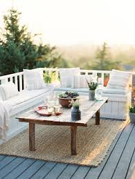 White Bench With Storage 27 Comfy L Shaped Benches For Outdoors Digsdigs