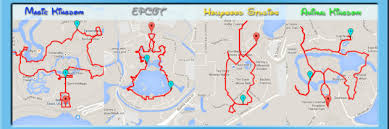 magic kingdom disney map walking distance at disney find out disney park distances