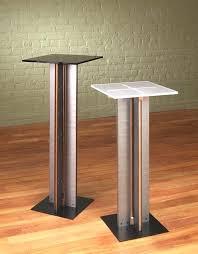 Modern Oval Pedestal Dining Table Lugo Reclaimed Wood 60 Round Pedestal Dining Table Modern White