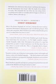 ernest hemingway life biography ernest hemingway a biography mary v dearborn 9780307594679