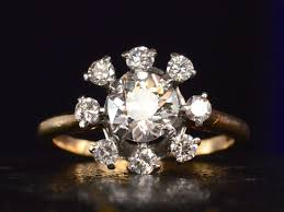 cartier diamond ring 1940s cartier diamond ring erie basin