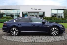 used 2017 volkswagen arteon 2 0 tdi r line scr 150ps dsg for