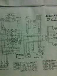 honda cd 70 bike wiring diagram wiring diagram and schematic design