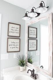 bathroom artwork ideas 87 best bathroom mirrors ideas images on