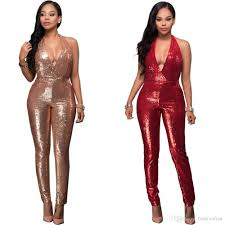 new years jumpsuit 2018 sequinned new years gold sequins