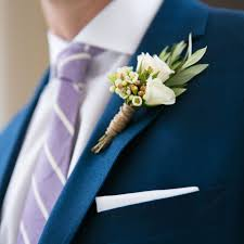 groom s boutonniere boutonnieres photos delicate boutonniere lavender tie inside