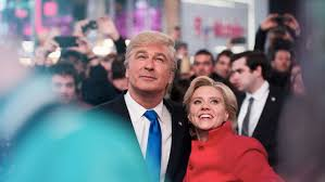where does hillary clinton live snl unites alec baldwin u0027s trump and kate mckinnon u0027s hillary for