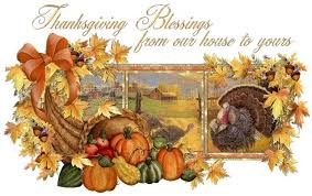 happy thanksgiving to all my new friends quilters club of america