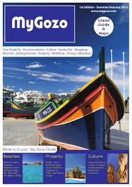 gozo travel guide by my gozo issuu