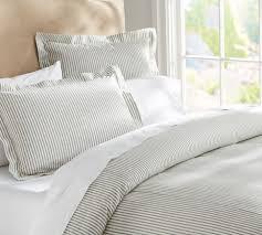 214 best bedding images on pinterest striped bedding ticking