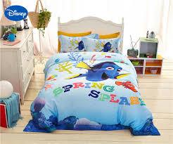 Nemo Bedding Set Disney Finding Nemo Fish Printed Bedding For S