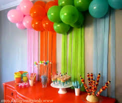 Direct Import Home Decor by Wonderful Birthday Decoration At Home For Kids 67 In Interior