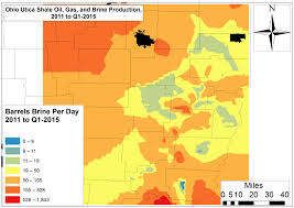 Alliance Ohio Map by The Curious Case Of The Shrinking Utica Shale Play