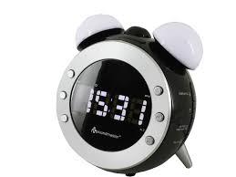 clock radio with night light ur140 projector alarm clock fm radio with night light buycleverstuff