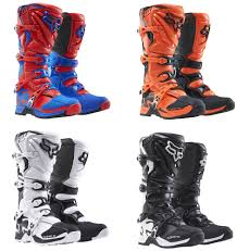 fox boots motocross fox racing youth all colors comp 5 dirt bike boots mx atv 2016 ebay