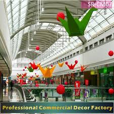 day decoration for shopping mall day