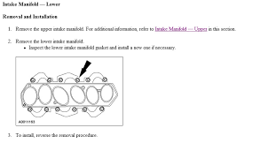 2003 ford explorer intake manifold 2000 explorer xlt 4 0l sohc air intake manifold problem