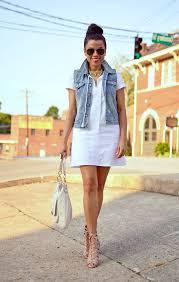 Womens Dress Vests How To Wear Denim Vests For Women Fashiongum Com