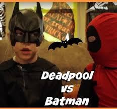 Kids Batman Halloween Costume Kid Deadpool Batman Halloween Costumes
