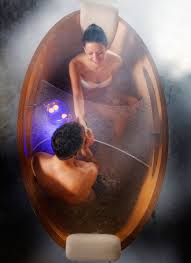 10 beautiful tubs for mind bath