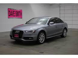 audi 2015 a4 used 2015 audi a4 premium plus for sale dave smith motors