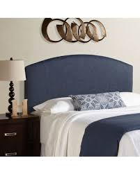 new savings on humble haute parker navy blue curved upholstered