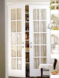 Kitchen Pantry Curtains Crown Molding And Pantry Shelves Kitchen Pantries Pantry And