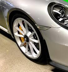 porsche mission e wheels 991 2 gt3 satin aluminum wheels rennlist porsche discussion