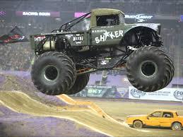 bigfoot monster truck history image saigon shaker 1 jpg monster trucks wiki fandom powered