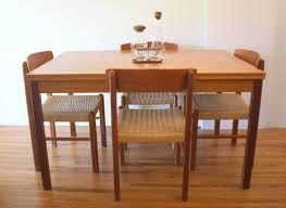 mid century dining table and chairs 70 most unbeatable retro dining table danish design furniture coffee