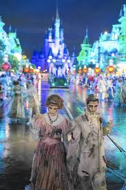 Where Did Halloween Originally Come From by Disney U0027s Not So Scary Halloween Party A Grand Spooky Affair