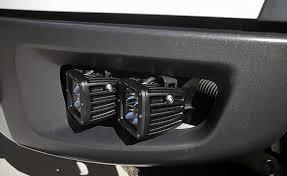 2004 f150 fog lights 2010 2014 f150 raptor rigid led off road fog light bracket kit 40235