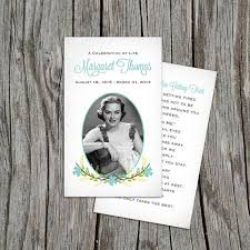funeral cards template funeral prayer card template free the