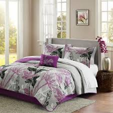Purple Comforter Sets Buy Purple Comforter Sets Cal King From Bed Bath U0026 Beyond