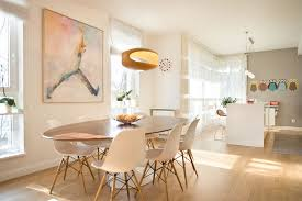 Apartment Dining Table 20 Perfectly Shaped Oval Pedestal Table For Your Dining Area