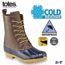 totes s winter boots size 11 totes walking hiking winter boots for ebay