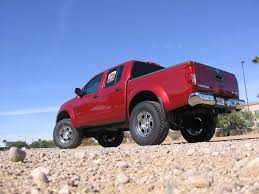 frontier nissan lifted 6